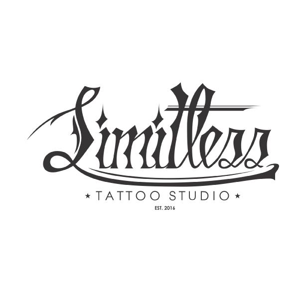 Limitless Tattoo Studio Logo