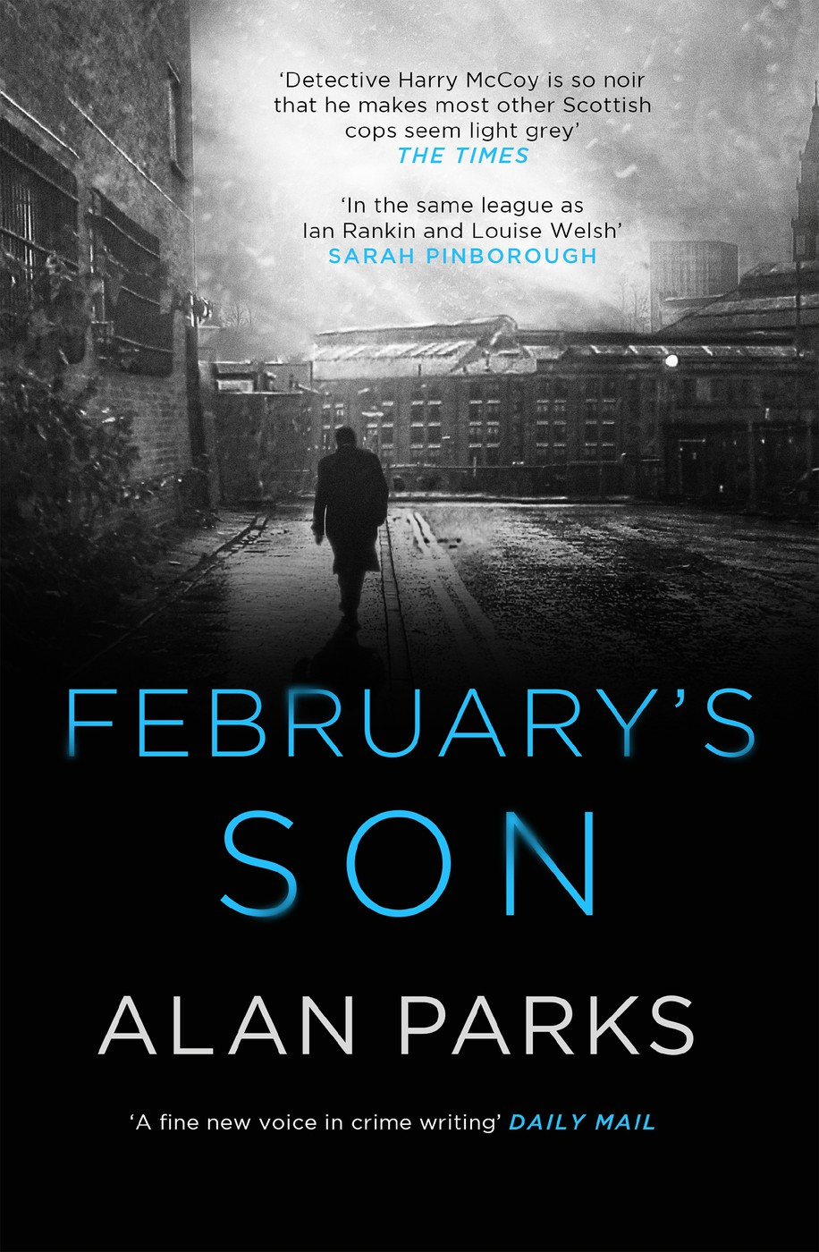 """February's Son"" by Alan Parks"